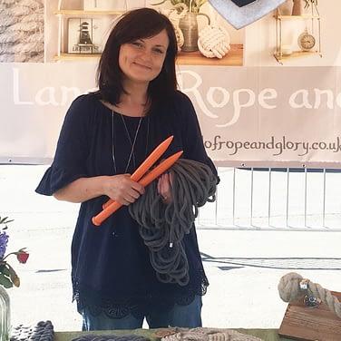 Heather Cumpstone, Land of Rope and Glory