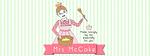 Mrs McCake