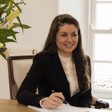 Emily Crick, Silk Family Law