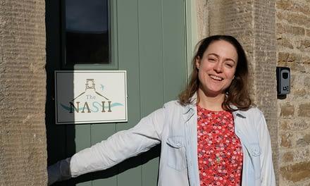Emily Rowe Rawlence, The NASH